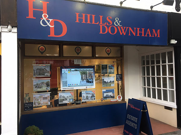 Estate Agents East Horsley